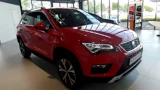 Download Seat Ateca Xcellence TSi Passion Red Video