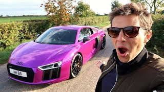 Download TIME TO MAKE MY AUDI R8 1000BHP!? Video