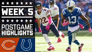 Download Bears vs. Colts | NFL Week 5 Game Highlights Video