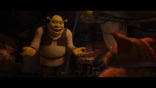Download DreamWorks' 'Shrek Forever After' Clip - Puss In Boots Video