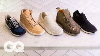 Download 5 Sneakers Every Guy Should Own – Style and How-to | GQ Video