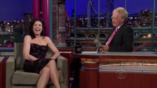 Download Julianna Margulies on the Late Show with David Letterman (8.9.2010) Video