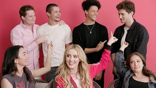 Download The Cast Of ″The Society″ Plays Who's Who Video