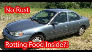 Download Auction Buy: $225 Ford Contour/Mondeo 5 Speed Video