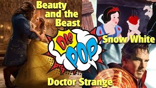 Download Thoughts on Beauty and the Beast, Snow White, & Doctor Strange | DIS POP | 11/11/16 Video