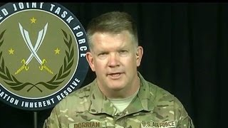 Download Defense Department briefing from Baghdad. April 26, 2017. Video