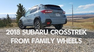 Download 2018 Subaru Crosstrek Review from Family Wheels Video