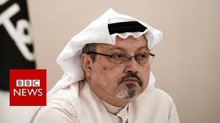 Download The disappearance of Jamal Khashoggi - BBC News Video