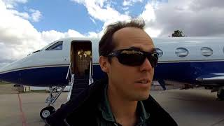 Download Late Night Trip to Van Nuys, Then Teterboro - Pilot VLOG 072 Video