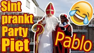 Download SINTERKLAAS PRANKT PARTY PIET PABLO - KOETLIFE VLOG Video