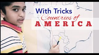 Download Countries of South America and North America Easy Way to Learn: Learn with Amar Video