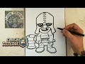 Download COMO DIBUJAR AL VERDUGO - CLASH ROYALE Video