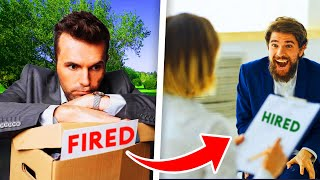 Download How I got fired and UN-fired in the SAME day... Video