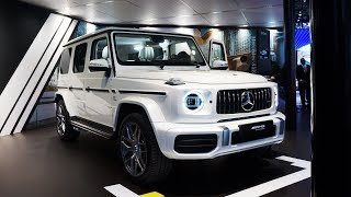 Download 2019 G63 AMG First Look Video