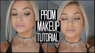 Download Natural Prom Makeup Tutorial 2017 Video