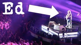 Download SEEING ED SHEERAN LIVE!! Video
