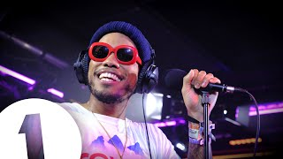 Download Anderson .Paak - Jet Black in the Live Lounge Video