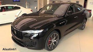 Download Maserati Levante 2017 In Depth Review Interior Exterior Video