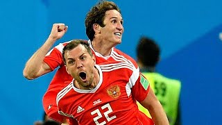 Download Russia proving doubters wrong albeit in weak Group A Video