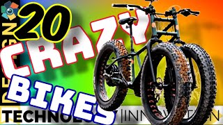 Download 20 CRAZY BIKES YOU HAVE TO SEE TO BELIEVE #2 Video