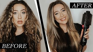 Download How To Get The Perfect Blowout At Home | Revlon One-Step Hair Dryer & Volumizer Video