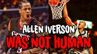 Download 5 Stories That Prove Allen Iverson Was NOT HUMAN Video