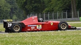 Download The Best Sounding F1 Engine: Ferrari 3.0L V12 - 1995 Ferrari 412 T2 Sound Video