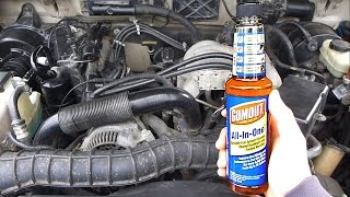 Download Do fuel system cleaners actually work? Testing Gumout ″All-in-One″ Video