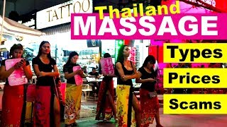 Download Massage types and prices in Thailand & scams to avoid #livelovethailand Video