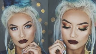 Download CHRISTMAS GLAM Holiday Makeup Tutorial Video