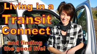 Download Living in a Transit Connect-and Loving it!!! Video