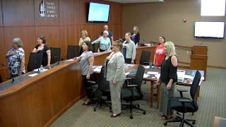 Download Ukiah Unified School Board Meeting - June 12th, 2018 Video