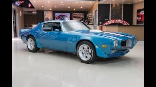 Download 1973 Pontiac Firebird For Sale Video