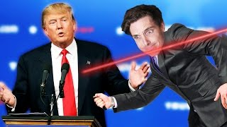 Download MAN SAVES DONALD TRUMP FROM ASSASSIN! (Mr President) Video