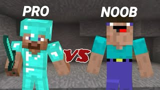 Download MINECRAFT :PRO VS NOOB (MACHINIMA) Video