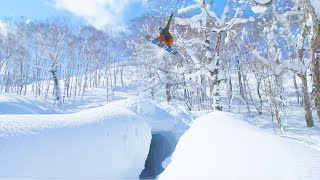 Download Ultimate DIY Japanese Backcountry Snow Park | Hidden Mountain Video