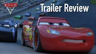 Download Cars 3 Official Full Trailer - Speculation, Breakdown & Review Video