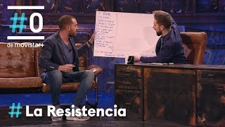 Download LA RESISTENCIA - Cada uno tiene sus mierdas   #LaResistencia 09.04.2018 Video