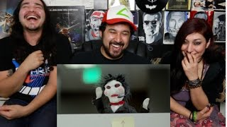 Download (Saw Parody) WORKING WITH JIGSAW - REACTION!!! Video