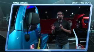 Download Auto Expo 2016: Tata Motors presents Tata Ace Mega XL Video