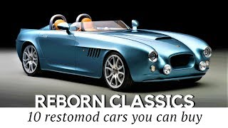 Download 10 Old Classic Cars Restored and Custom Modified with New Tech Video