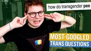 Download TRANS GUY ANSWERS MOST GOOGLED TRANS QUESTIONS Video