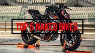 Download Top 5 Naked Bikes 2018 (+Top speed) Video