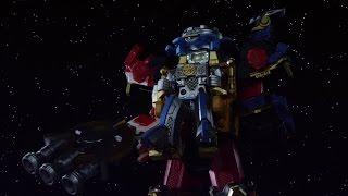 Download Enter Astro Ninja Steel Megazord Video