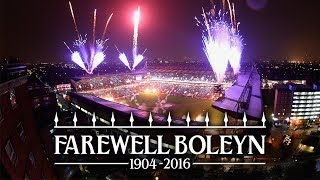 Download THE FINAL GAME AT THE BOLEYN GROUND... WEST HAM UNITED 3 MANCHESTER UNITED 2 Video