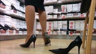 Download High heels shopping Video