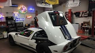Download Mullet's 2400hp Ford GT Walk-around at TX2K, including in car footage by StreetFX.au Video