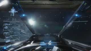 Download Star Citizen Pax East 2014 Live - Actual Ingame Scenes 1 (Old) Video