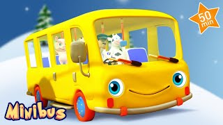 Download Nursery Rhymes Playlist for Children: Wheels on the Bus | Baby Songs to Dance Video