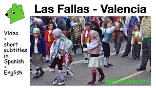 Download Las Fallas: Spanish Festival Resource Video
